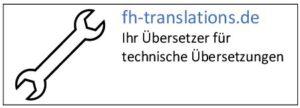 Fachübersetzungen im Bereich Technik und Industrie