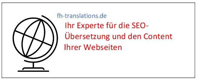 SEO-Übersetzungen