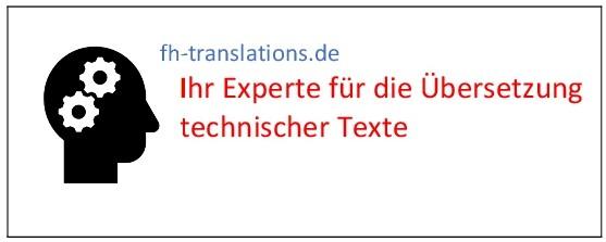 Technik-Übersetzung